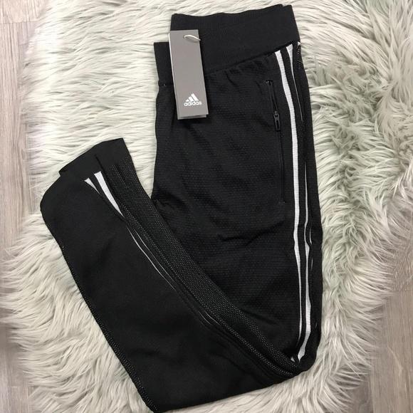 ea44e19656b8 adidas Pants | Womens Id Striker Knit Size Small | Poshmark